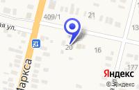 Схема проезда до компании ТФ ПОЛИМЕР-СЕРВИС в Пугачеве