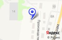 Схема проезда до компании СЕРВИСНАЯ ФИРМА ГАЗТЕХМОНТАЖ в Тетюшах