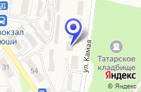 Схема проезда до компании ПРОКУРАТУРА ТЕТЮШСКОГО РАЙОНА в Тетюшах