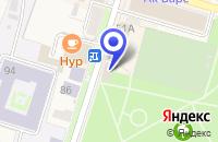 Схема проезда до компании МАГАЗИН БЫТОВОЙ ТЕХНИКИ ЭЛЬДОРАДО в Тетюшах