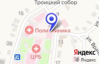 Схема проезда до компании ТРОИЦКАЯ ЦЕРКОВЬ в Тетюшах