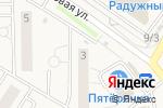Схема проезда до компании Магазин детских товаров в Осиново