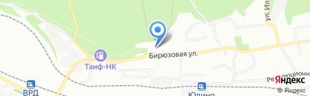 Детский сад №95 Белочка на карте Казани