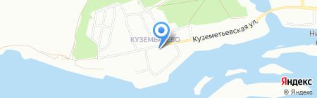 У тети Сони на карте Казани