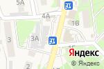 Схема проезда до компании Продуктовый магазин в Осиново