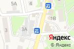 Схема проезда до компании Магазин в Осиново