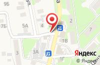Схема проезда до компании Минутка в Осиново