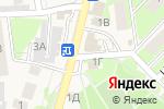 Схема проезда до компании Йола в Осиново