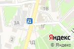 Схема проезда до компании Балеш в Осиново