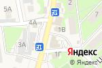 Схема проезда до компании Магазин одежды в Осиново