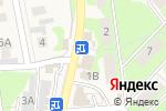 Схема проезда до компании Насыб в Осиново