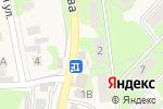 Схема проезда до компании Автомаг в Осиново