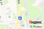 Схема проезда до компании ИСЯНЛЕК в Осиново