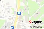 Схема проезда до компании Магазин товаров смешанного типа в Осиново