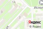 Схема проезда до компании Hi-tech в Осиново