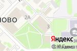 Схема проезда до компании Дом культуры в Осиново