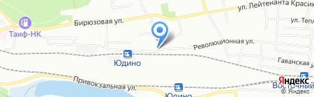Комплекс на карте Казани