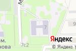 Схема проезда до компании Васильки в Осиново