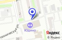 Схема проезда до компании ПРИХОД СВЯТИТЕЛЯ АЛЕКСИЯ в Алексеевском