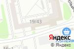 Схема проезда до компании Банкомат, Татфондбанк, ПАО в Казани