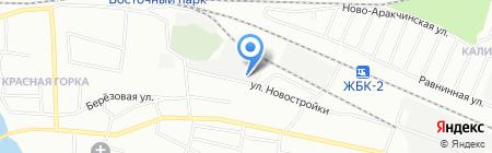 УралСибТрейд-Кама на карте Казани