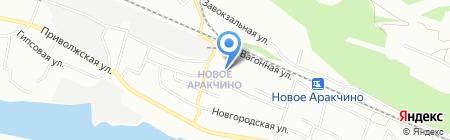 Опорный пункт общественного порядка Отдел полиции №4 Юдино на карте Казани