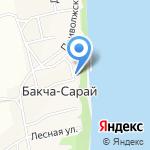 Почтовое отделение №575 на карте Казани