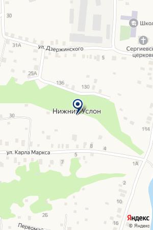 НИЖНЕУСЛОНСКИЙ МУНИЦАЛЬНЫЙ ДЕТСКИЙ САД на карте Казани
