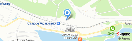 Фатум 3 на карте Казани