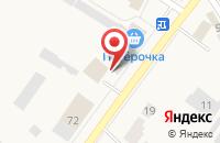 Схема проезда до компании Заволжское в Верхнем Услоне