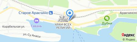 Все для сада и огорода на карте Казани