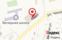 Схема проезда до компании Подростковый молодежный клуб Верхнеуслонского района в Верхнем Услоне