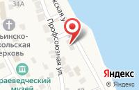 Схема проезда до компании Росгосстрах в Верхнем Услоне