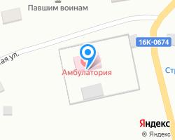 Схема местоположения почтового отделения 422824