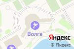 Схема проезда до компании Волга в Матюшино