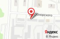 Схема проезда до компании Акварель-Принт в Казани