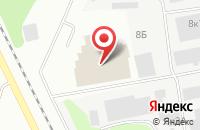 Схема проезда до компании Акварель в Казани