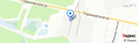 НЕД-регион на карте Казани