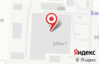 Схема проезда до компании Завод МаксиПрофиль в Казани