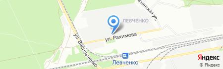 Универсал Форклифт на карте Казани