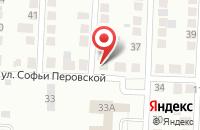 Схема проезда до компании Строительная фирма в Астрахани