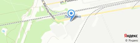 Сталепромышленная компания на карте Казани