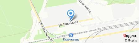 ВодСтройкомплектация на карте Казани