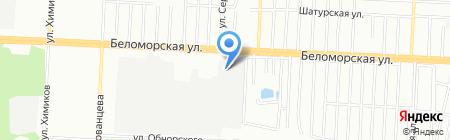 Баракатавто на карте Казани