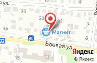 Схема проезда до компании Общество Инвалидов Советской Армии в Казани