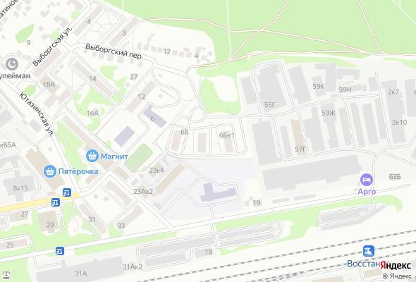жилой комплекс По ул. Ютазинская