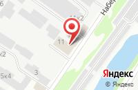 Схема проезда до компании Волга в Казани