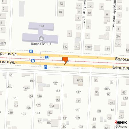 Беломорская ул
