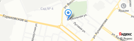 Vika на карте Казани