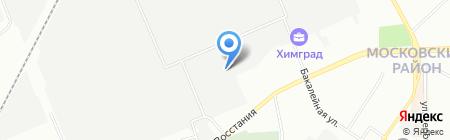 Премиум-Пласт на карте Казани